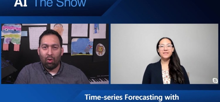 Time Series Forecasting with Automated Machine Learning