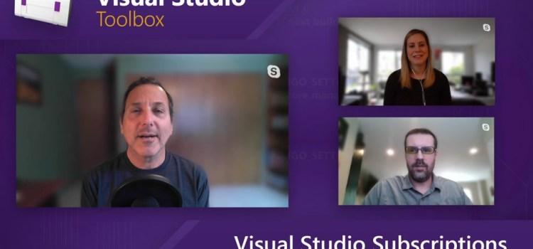 Visual Studio Subscriptions
