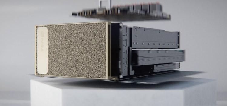 NVIDIA DGX A100 Intro Video