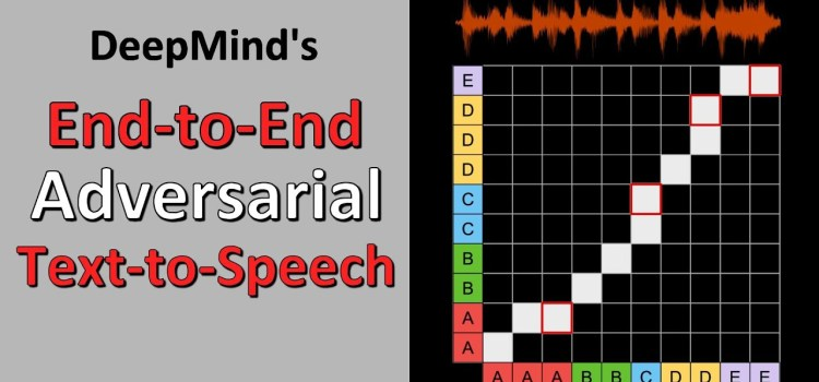 End-to-End Adversarial Text-to-Speech