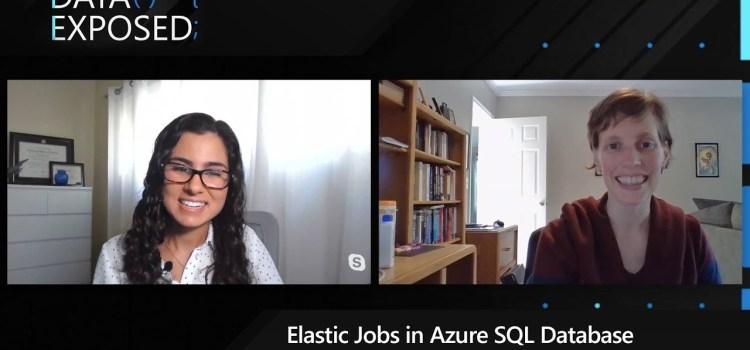 Elastic Jobs in Azure SQL Database