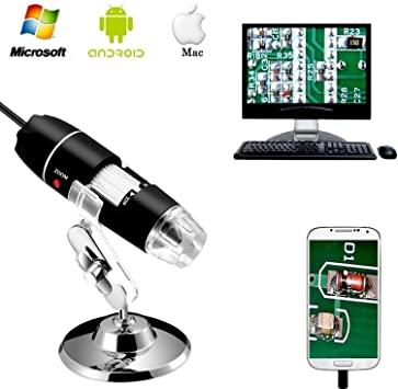 Jiusion USB Microscope Unboxing