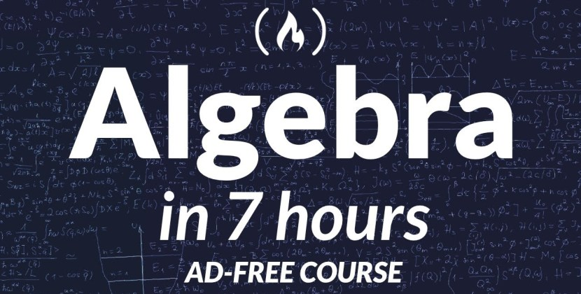College Algebra Free and Full 6 Hour+ Course