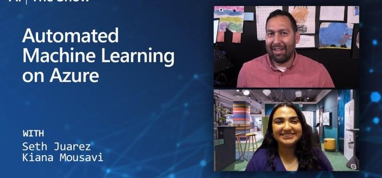 Automated Machine Learning on Azure