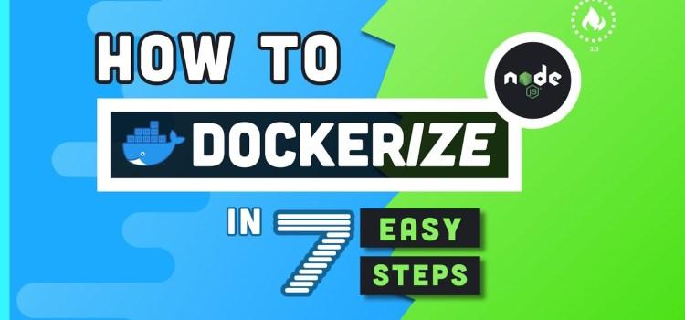 Learn Docker in 7 Easy Steps