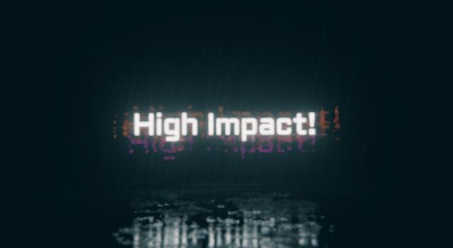 High Impact Tuesdays Livestream