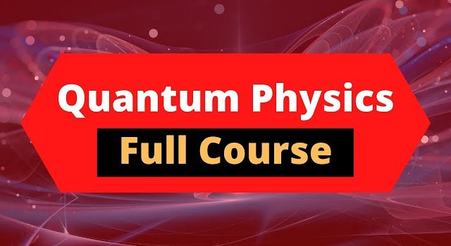 Quantum Mechanics Course