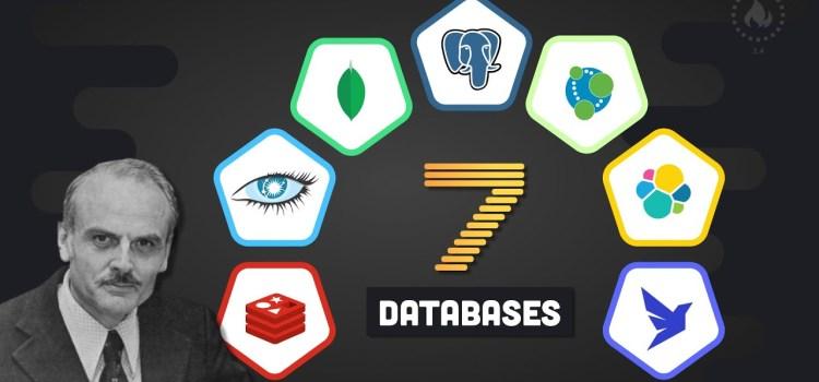 7 Database Paradigms