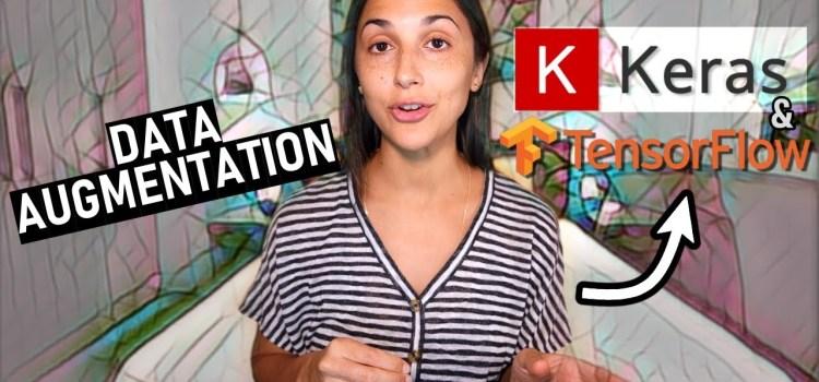 Data Augmentation with TensorFlow's Keras API