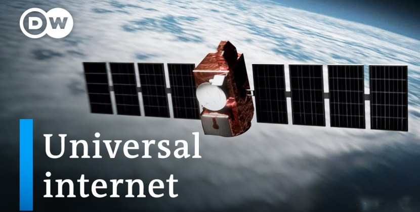 Internet from Space?!
