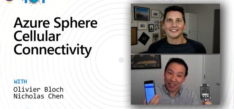 Azure Sphere Cellular Connectivity