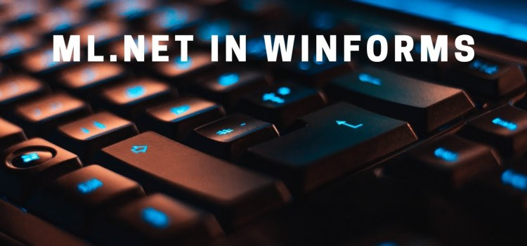 Using ML.NET for Object Detection in WinForms