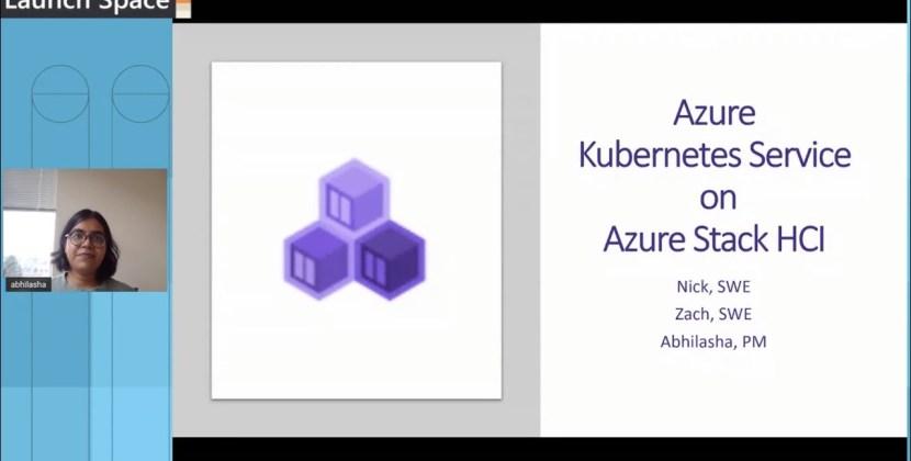 AKS on Azure Stack HCI