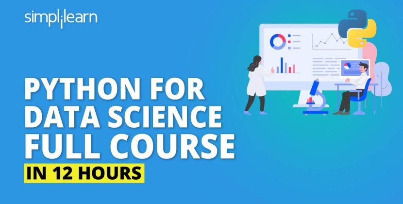 Data Science With Python Full Course In 12 Hours