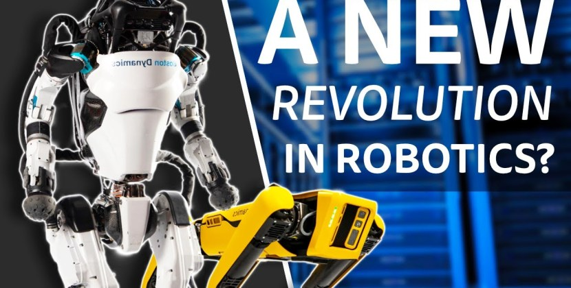 A Glimpse At The Future of Robots