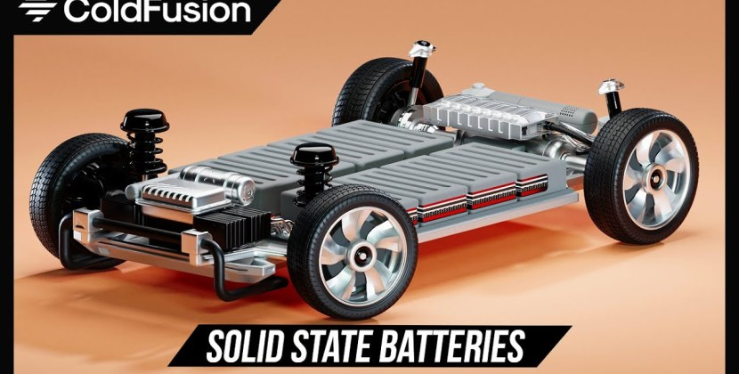 Toyota Plans Revolutionary Solid State Battery for 2021