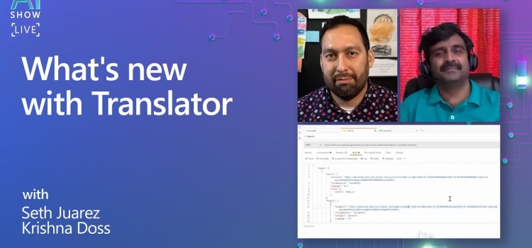 What's new with Microsoft Translator