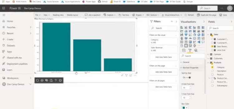 How to Develop Custom Visuals for Power BI