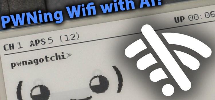 PWNing WiFi With AI