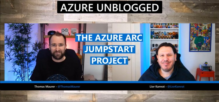 Azure Arc Jumpstart Project