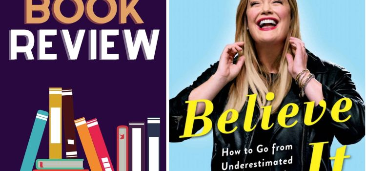 New Video Upload : Book Review: Believe IT by Jamie Kern Lima
