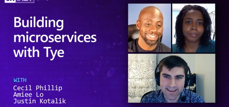 Building Microservices with Tye