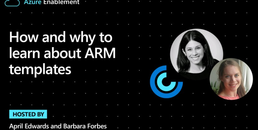 How and why to learn about ARM templates