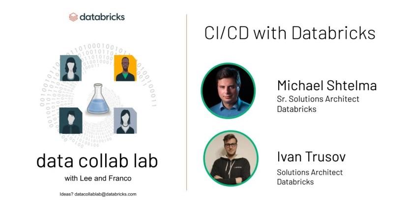 Data Collab Lab | CI/CD with Databricks