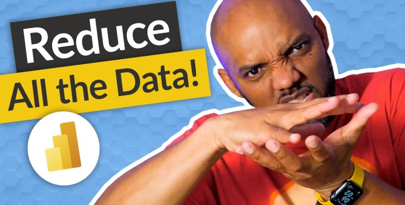 3 ways to Reduce Data In Power BI Desktop