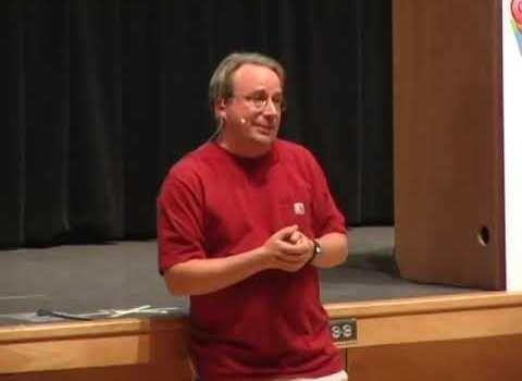 Linus Torvalds on Why Desktop Linux Stinks