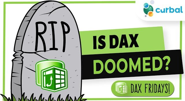 Is the end of DAX coding near?
