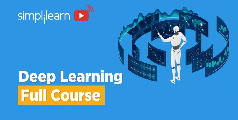 Free Deep Learning Full 6 Hour Course