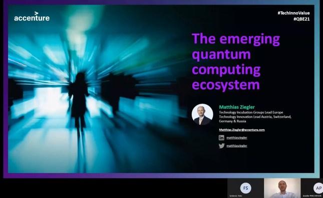The Emerging Quantum Computing Ecosystem