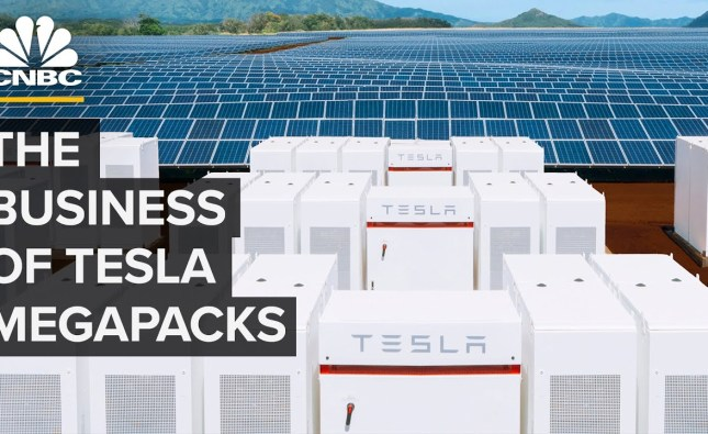 How Tesla Is Quietly Expanding Its Energy Storage Business