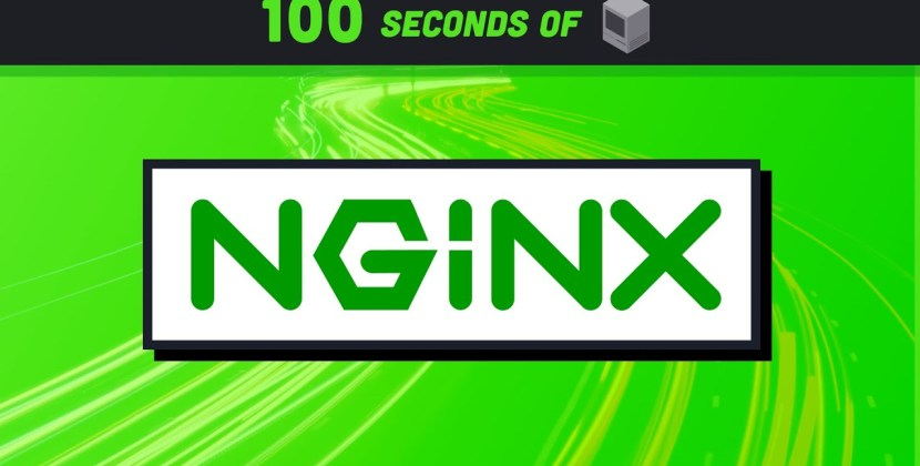 NGINX Explained in 100 Seconds