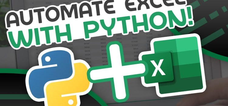 Automate Excel with Python Using OpenPyXL