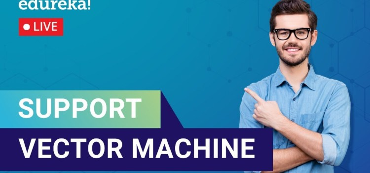 Support Vector Machine Tutorial For Beginners