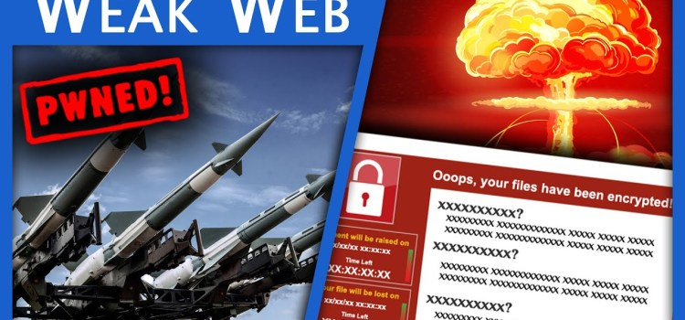 Nukes Targeted With Ransomware?!