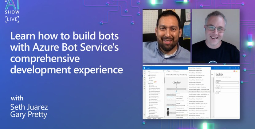 Learn How to Build Bots with Azure Bot Service's Development Experience
