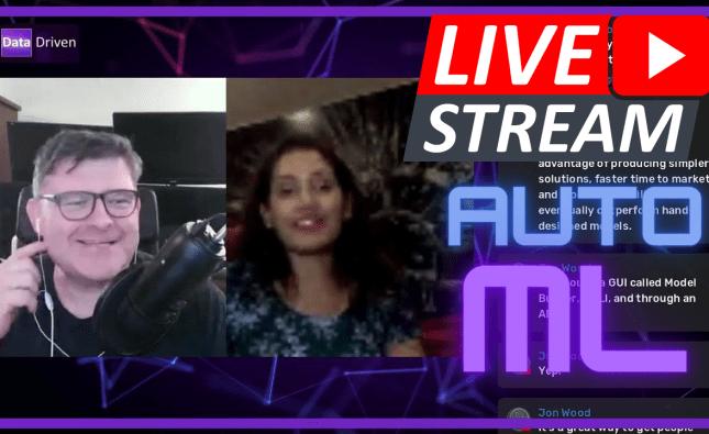 New Video Upload : Priya Ravindhran on Automated ML