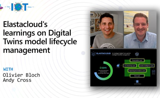 How about adding some DevOps to Digital Twins development?