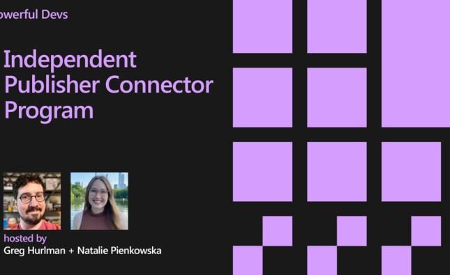 Independent Publisher Connector Program