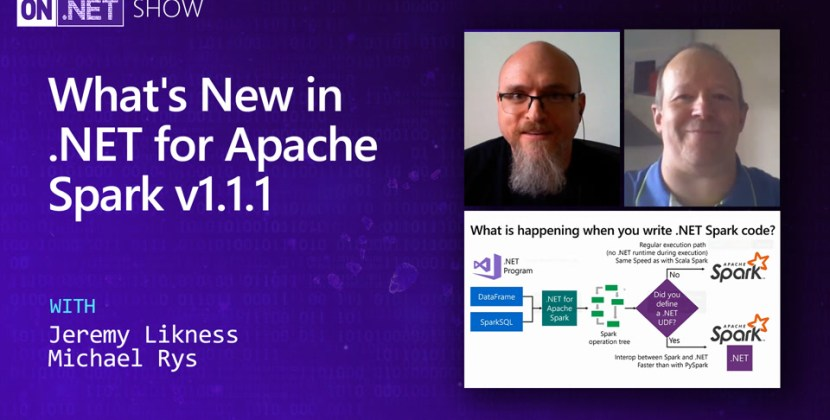 What's New in .NET for Apache Spark v1.1.1?