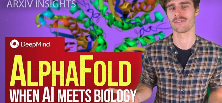 AlphaFold and the 50-year challenge to solve protein folding