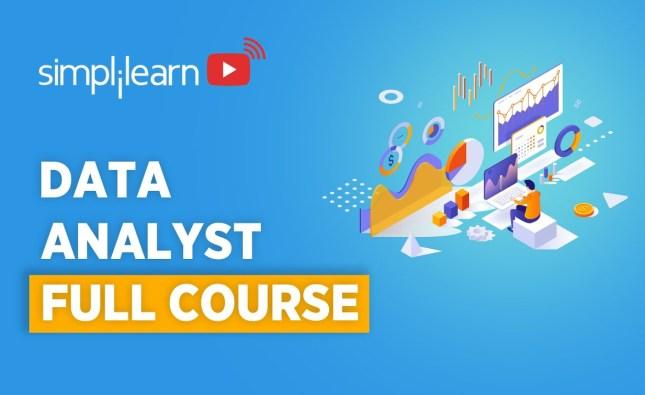 Data Analyst Full Course 2021