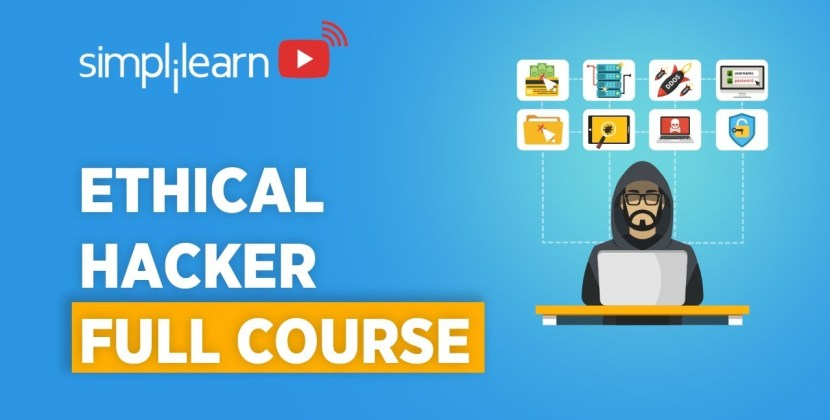 Ethical Hacker Full Course from Simplilearn