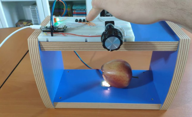 New technology uses light to detect when produce is ripe