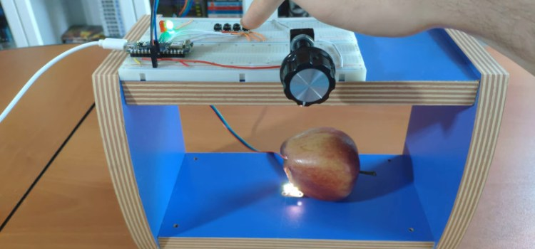 Using Light and AI to Detect When Produce is Ripe
