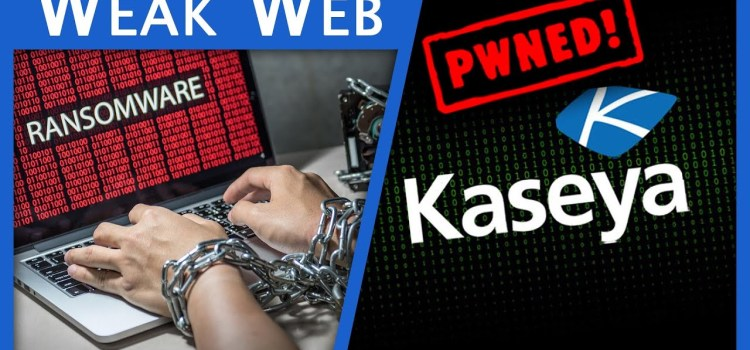2021's Largest Ransomware Attack Is in Progress