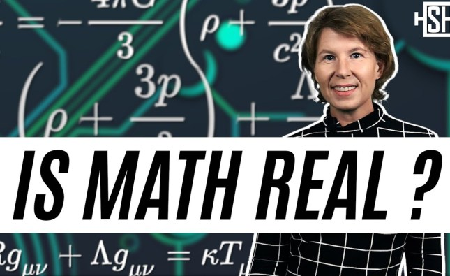 Is Math Real?